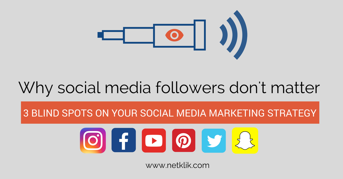 why social media followers don't matter