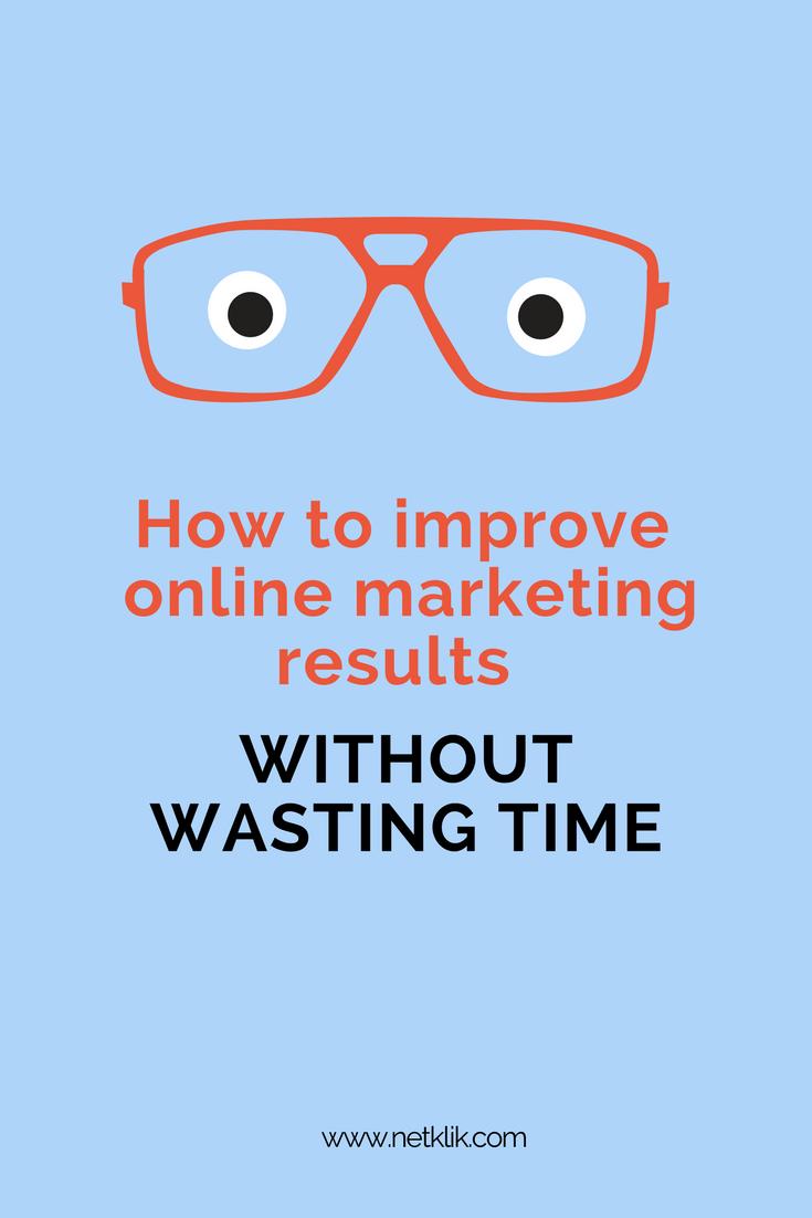 improve online marketing results