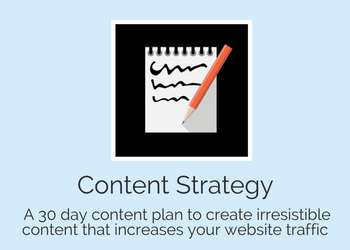 content strategy editorial calendar 30 days
