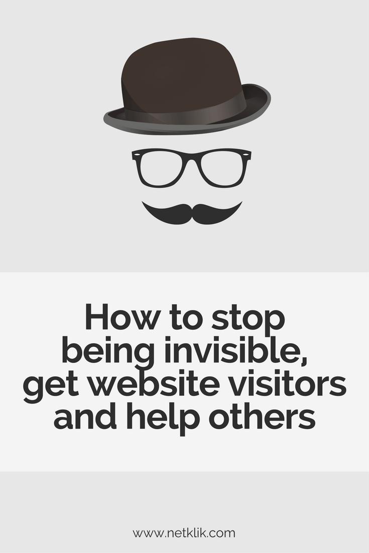 get website visitors