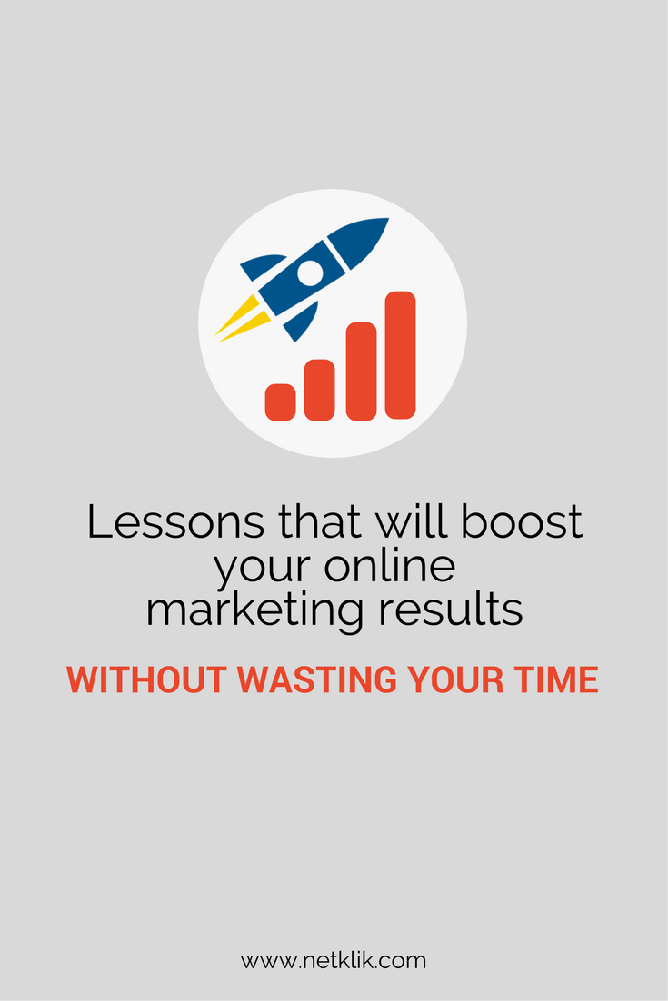 boost your online marketing results