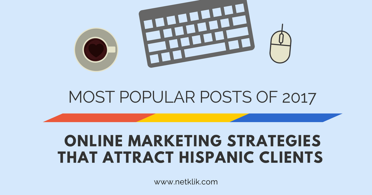 online marketing strategies that attract hispanic clients